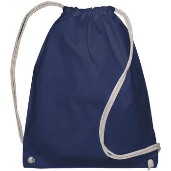 Borse Unisex bambino Borse da sport Bags By Jassz 60257 Indigo