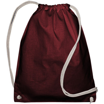 Borse Unisex bambino Borse da sport Bags By Jassz 60257 Bordeaux