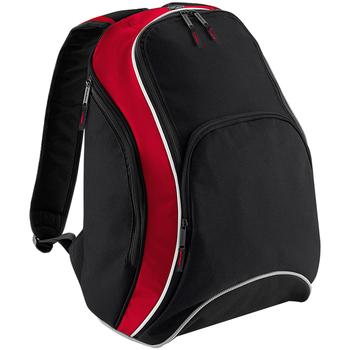 Borse Zaini Bagbase BG571 Blu navy/Bianco