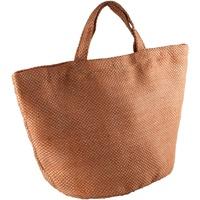 Borse Donna Tote bag / Borsa shopping Kimood KI008 Naturale/Zafferano