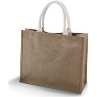 Borse Donna Tote bag / Borsa shopping Kimood  Cappuccino