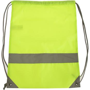 Borse Unisex bambino Borse da sport Shugon SH5890 Giallo fluorescente