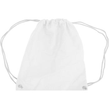 Borse Unisex bambino Borse da sport Westford Mill W110 Bianco