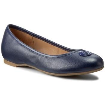 Scarpe Donna Ballerine Armani jeans ATRMPN-16723 Blu