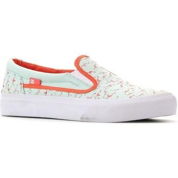 Scarpe Donna Slip on DC Shoes Trase Slipon SP Celadon