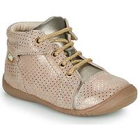 Scarpe Bambina Sneakers alte GBB OLSA Bianco