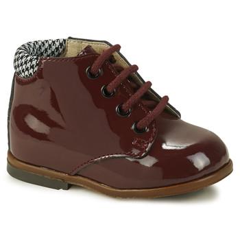 Scarpe Bambina Sneakers alte GBB TACOMA Rosso