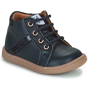 Scarpe Bambina Sneakers alte GBB AGLAE Blu