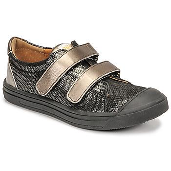 Scarpe Bambina Sneakers basse GBB NOELLA Nero