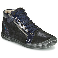 Scarpe Bambina Sneakers alte GBB RACHIDA Blu