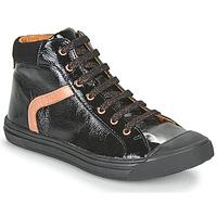 Scarpe Bambina Sneakers alte GBB VIVENA Nero