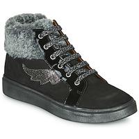 Scarpe Bambina Sneakers alte GBB NUMA Nero