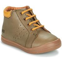Scarpe Bambino Sneakers alte GBB TIDO Verde