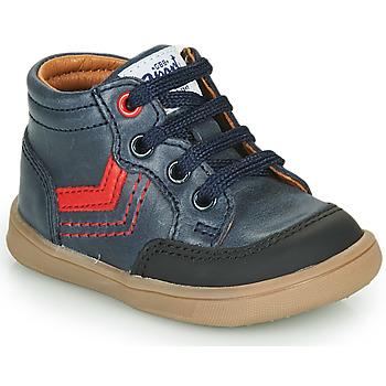 Scarpe Bambino Sneakers alte GBB VIGO Blu