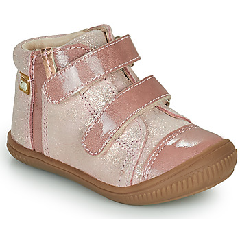 Scarpe Bambina Sneakers alte GBB ODITA Rosa