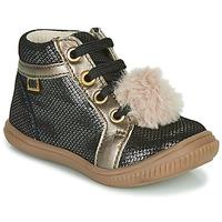 Scarpe Bambina Sneakers alte GBB ISAURE Nero
