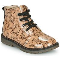 Scarpe Bambina Sneakers alte GBB NAREA Rosa