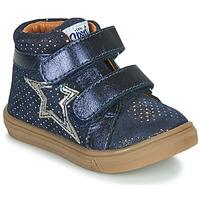 Scarpe Bambina Sneakers alte GBB OHANE Blu