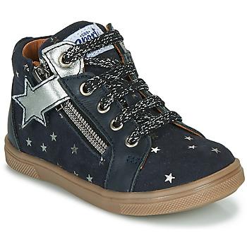 Scarpe Bambina Sneakers alte GBB VALA Marine