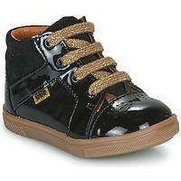 Scarpe Bambina Sneakers alte GBB THEANA Nero