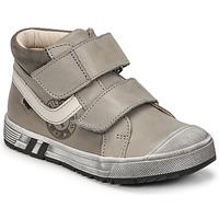 Scarpe Bambino Sneakers alte GBB OMALLO Grigio