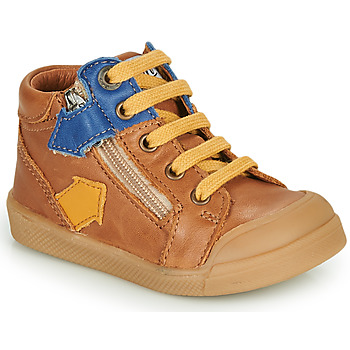 Scarpe Bambino Sneakers alte GBB IONNIS Marrone