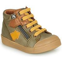 Scarpe Bambino Sneakers alte GBB IONNIS Verde