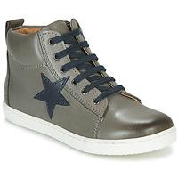 Scarpe Bambino Sneakers alte GBB KANY Grigio
