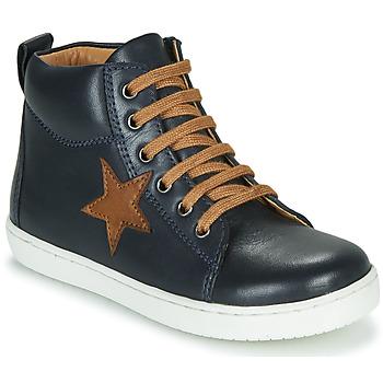 Scarpe Bambino Sneakers alte GBB KANY Marine