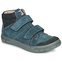 Scarpe Bambino Sneakers alte GBB HENI Blu
