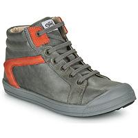 Scarpe Bambino Sneakers alte GBB IWEN Grigio