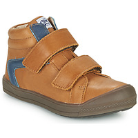 Scarpe Bambino Sneakers alte GBB KOLAN Marrone