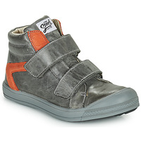 Scarpe Bambino Sneakers alte GBB KOLAN Grigio