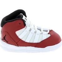 Scarpe Unisex bambino Pallacanestro Nike Jordan Max Aura BB Rouge Blanc AQ9215-602 Rosso