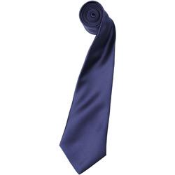 Abbigliamento Uomo Cravatte e accessori Premier Satin Blu navy