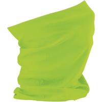 Accessori Unisex bambino Sciarpe Beechfield B900B Verde lime