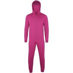 Abbigliamento Unisex bambino Pigiami / camicie da notte Colortone CC01J Rosa