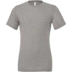 Abbigliamento Uomo T-shirt maniche corte Bella + Canvas CA3413 Grigio Sport