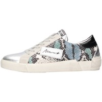 Scarpe Donna Sneakers basse Meline NK 5051 Argento