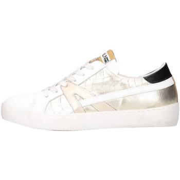 Scarpe Donna Sneakers basse Meline KUC 1362 Sneakers Donna Bianco/platino Bianco/platino