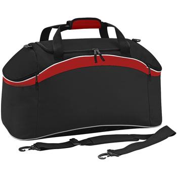 Borse Borse da sport Bagbase BG572 Nero/Rosso/Bianco