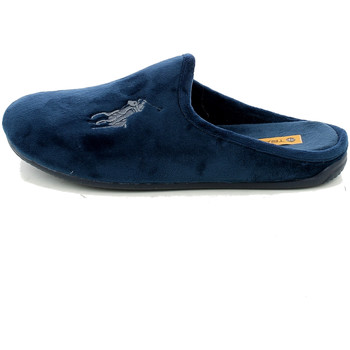 Scarpe Uomo Pantofole Tratt RL701.06_43 BLU