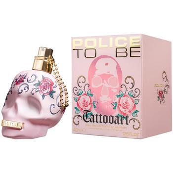 Bellezza Donna Eau de parfum Police To Be Tattoo Art For Woman Edp Vaporizador  40 ml