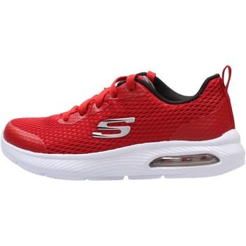 Scarpe Bambino Fitness / Training Skechers - Quick pulse rosso 98100L RED ROSSO