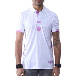 Abbigliamento Uomo Polo maniche corte Hungaria H-753850-60 Bianco