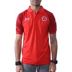 Abbigliamento Uomo Polo maniche corte Hungaria H-664711-70 Rosso