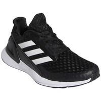 Scarpe Unisex bambino Running / Trail adidas Originals Rapidarun Nero