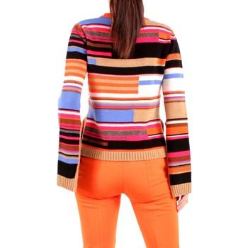 Abbigliamento Donna T-shirts a maniche lunghe Jucca J2811059 Multicolore