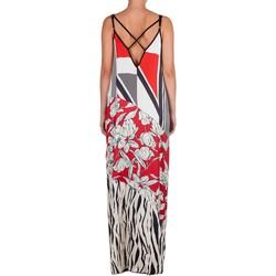Abbigliamento Donna Abiti lunghi Kaos Collection LP1TZ067 Multicolore