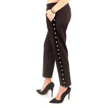 Abbigliamento Donna Pantaloni morbidi / Pantaloni alla zuava Mariuccia 31932 Multicolore